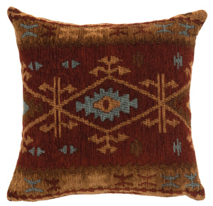Mountain Sierra II Pillow Wooded River - unique linens online