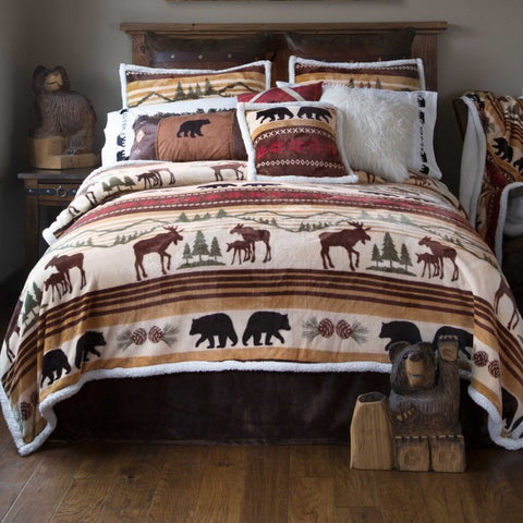 Hinterland Lodge Collection Carstens - unique linens online