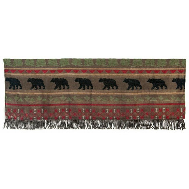Bear Country Valance Carstens - unique linens online