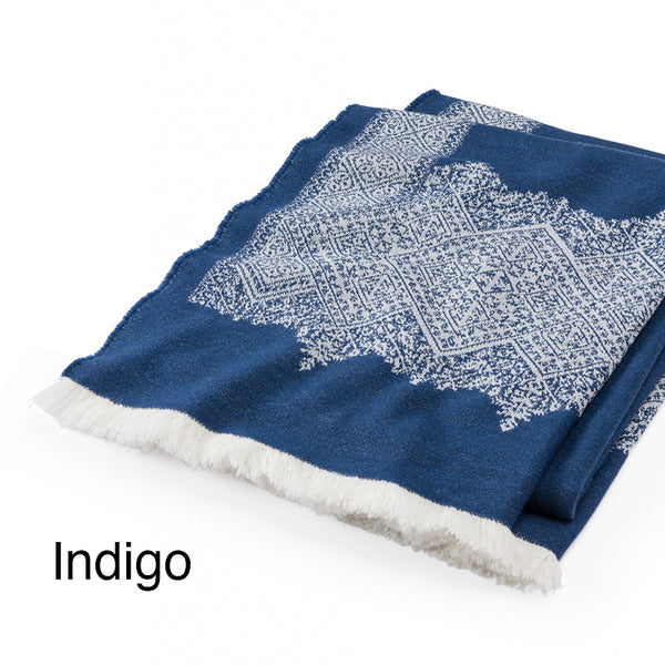 Fez Wool Throws - unique linens online