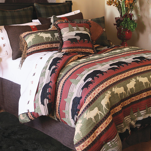 Ontario Wilderness Comforter Sets Carstens - unique linens online