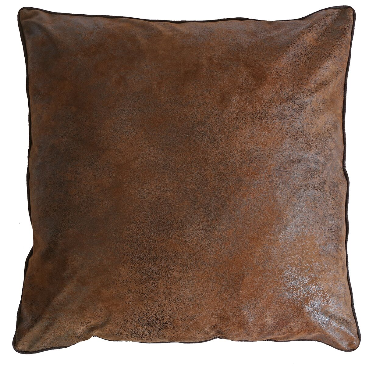 Faux Leather Euro Sham Carstens - unique linens online