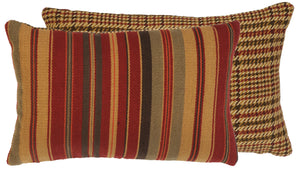 Bandera II Oblong Pillow Wooded River - unique linens online