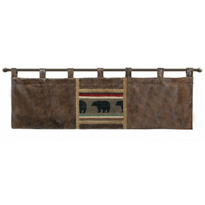 Backwoods Valance Set Carstens - unique linens online