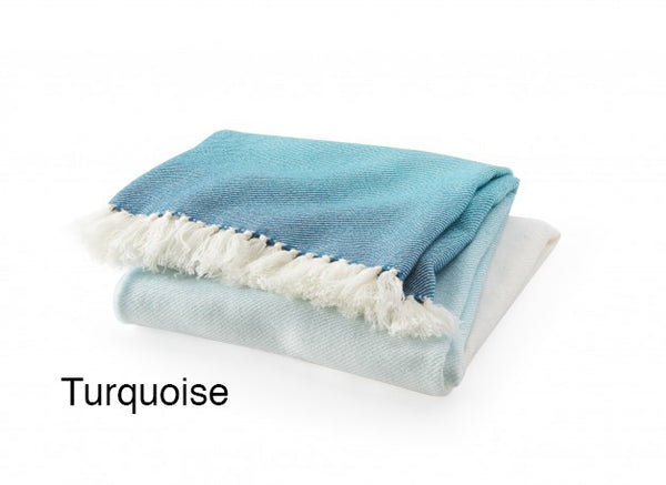 Palermo Wool Throws - unique linens online