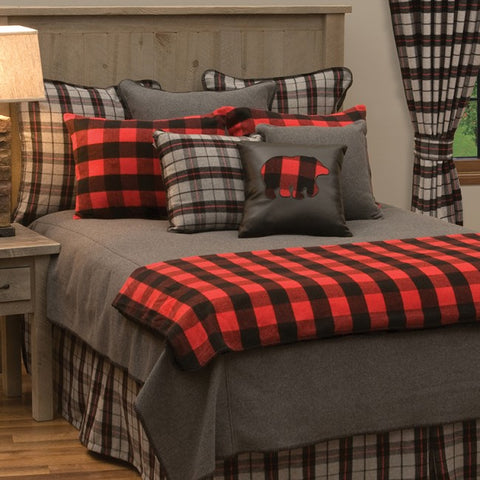 Ponderosa Collection Wooded River - unique linens online