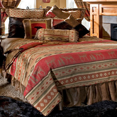 Adirondack Comforter Collection Carstens - unique linens online