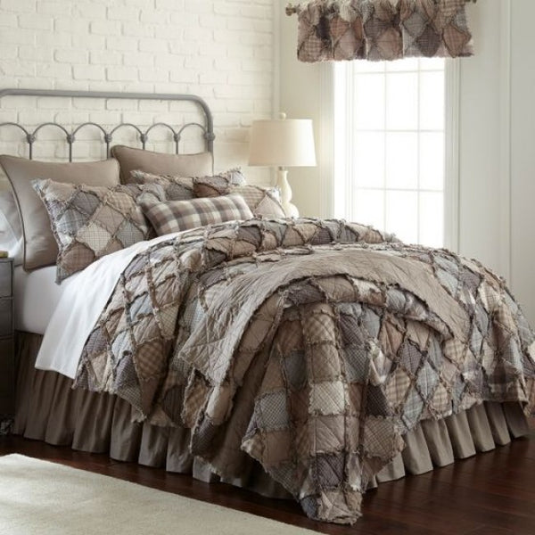 Smoky Mountain Cotton Quilt Set - unique linens online
