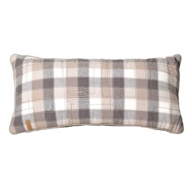 Smoky Mountain Trees Oblong Pillow - unique linens online