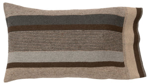 Sandstone Shams Wooded River - unique linens online