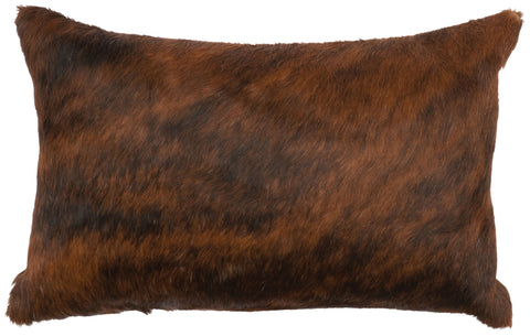 Leather Envelope Pillow Wooded River WD1952 - unique linens online
