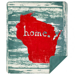 Wisconsin Home Denali Blanket - unique linens online