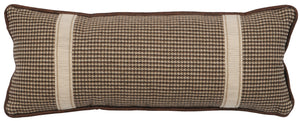 Sage Valley Neckroll Pillow Wooded River - Unique Linens Online