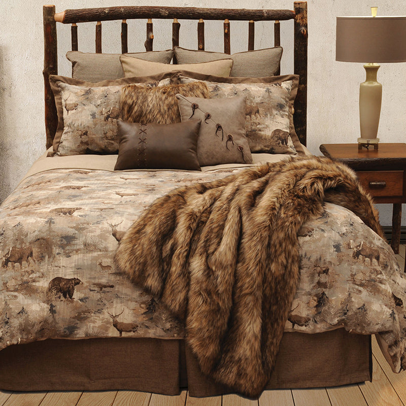 Daybreak Duvets Wooded River - Unique Linens Online
