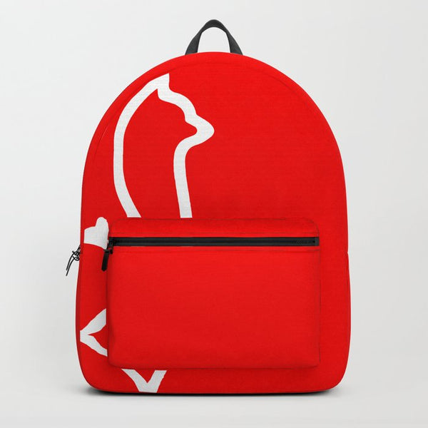 not your llama backpack (fire)