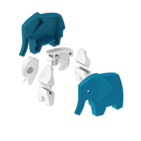 Image of HALFTOYS ELEPHANT - JollyPlaystore