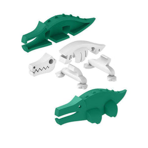 HALFTOYS CROCODILE - JollyPlaystore