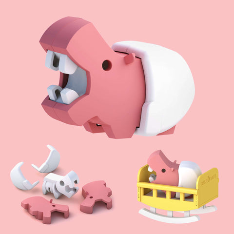 Image of BABY HIPPO (Pre-order: New stock arrives 20-27 Aug 2020)