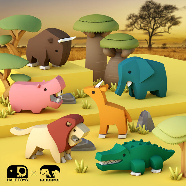 ANIMAL WORLD BUNDLE (Pre-order: New stock arrives 20-27 Aug 2020)