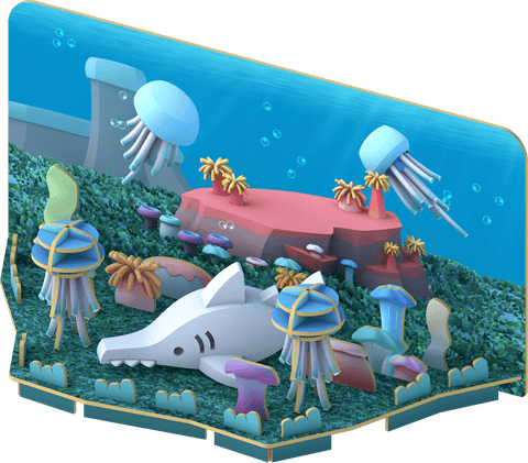 Image of DREAM OCEAN BUNDLE - JollyPlaystore