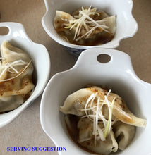 Load image into Gallery viewer, FROZEN GYOZA(Cooked) with Special Sauce