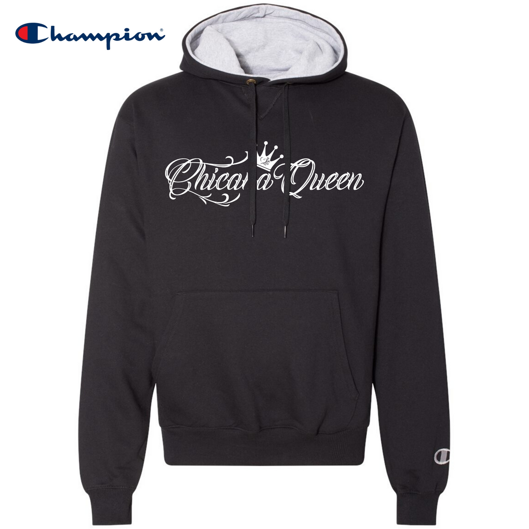 Champion Brand Chicana Queen Cotton Max Hooded Sweatshirt