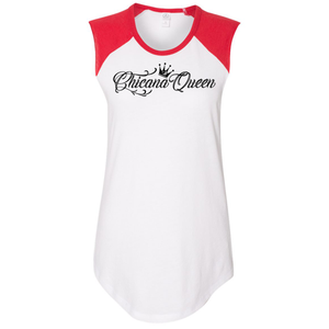 Chicana Queen Jersey Red