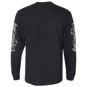 Chicano King Classic Long Sleeve T-Shirt Back