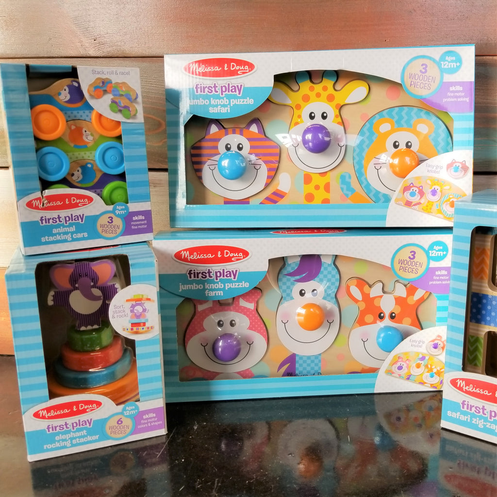Melissa & Doug Infant Toys