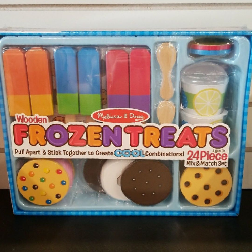 Frozen Treats Play