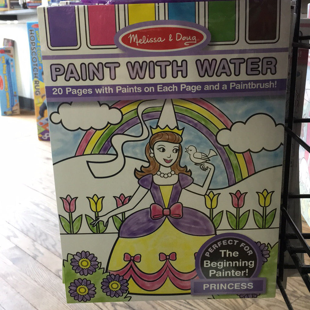 Paint With Water~Princess
