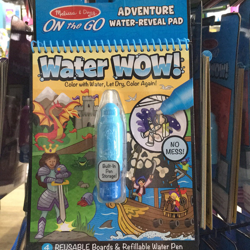 Water Wow~Adventure