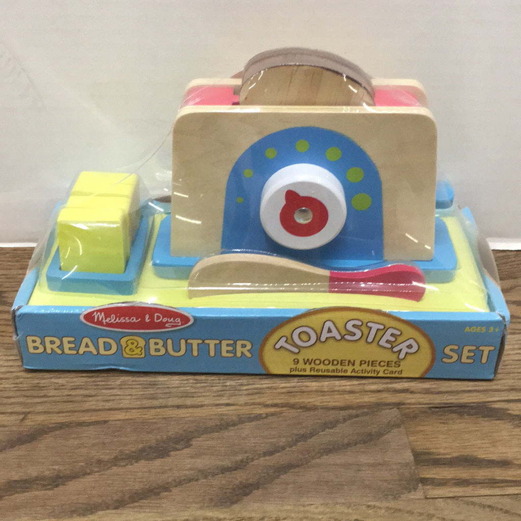 Bread and Butter Toast Set
