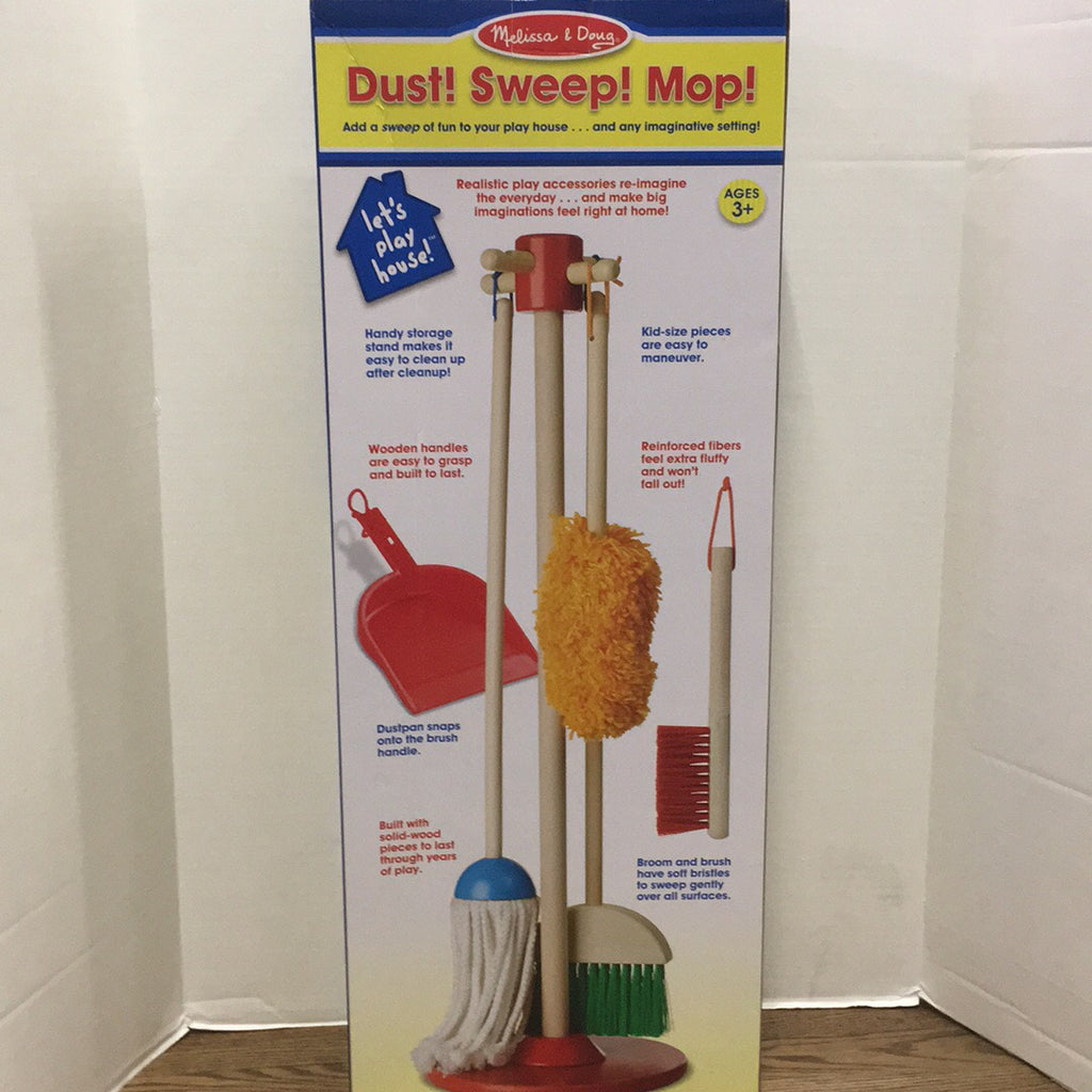Let's Play House~Dust Sweep and Mop