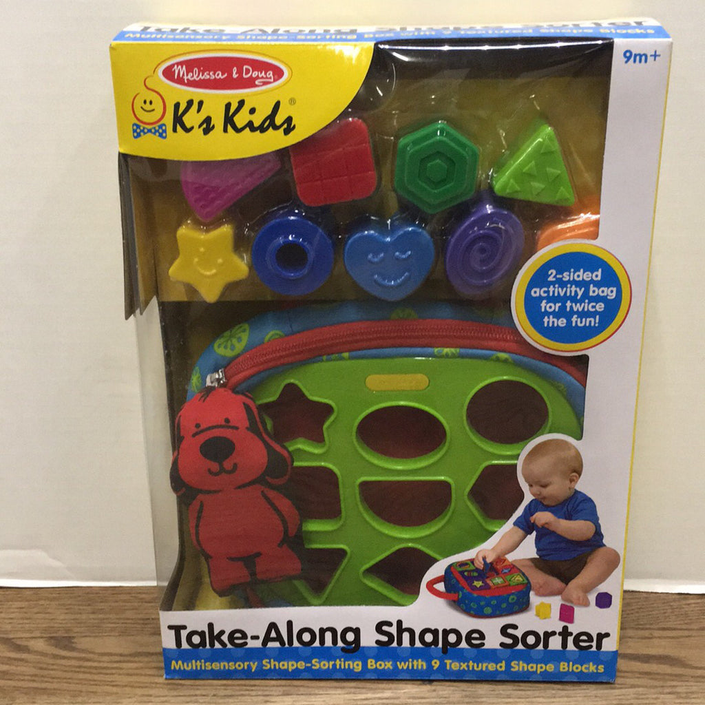 Take Along Shape Sorter