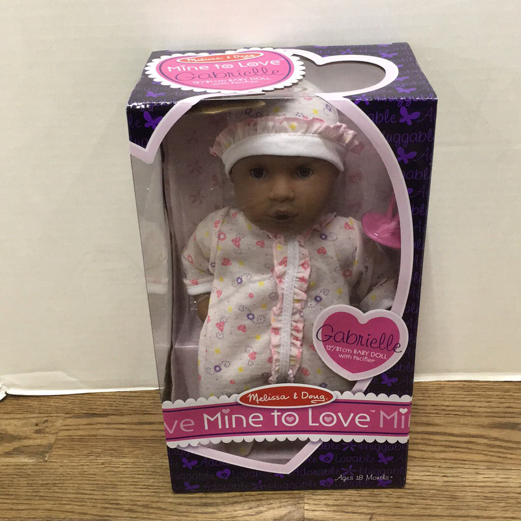 "Mine to Love~ Gabrielle 12"" doll"