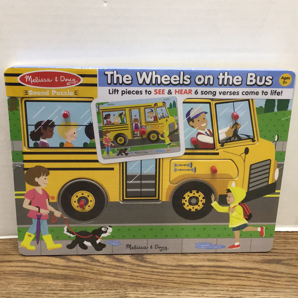 Sound Puzzle~The Wheels on the Bus