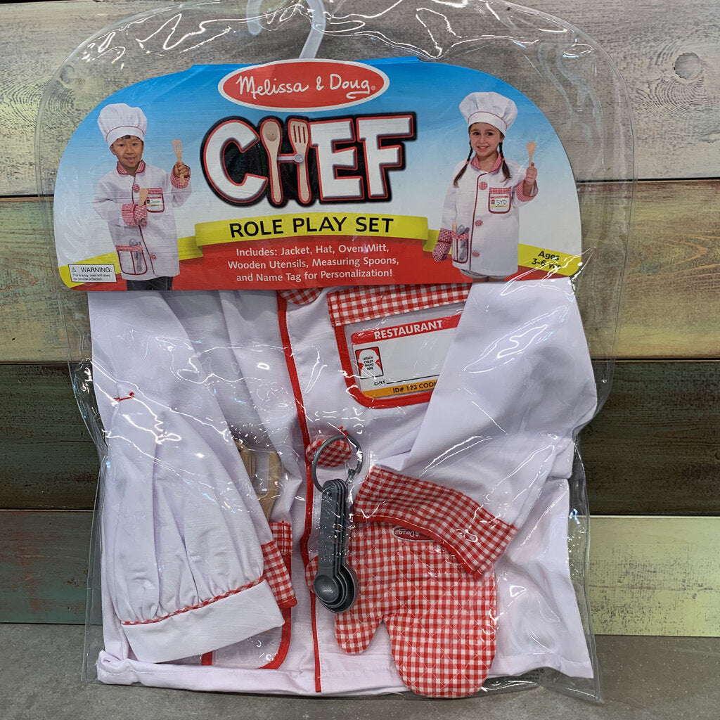 Role Play Chef