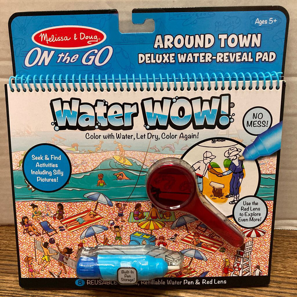 Water Wow~Around Town Deluxe