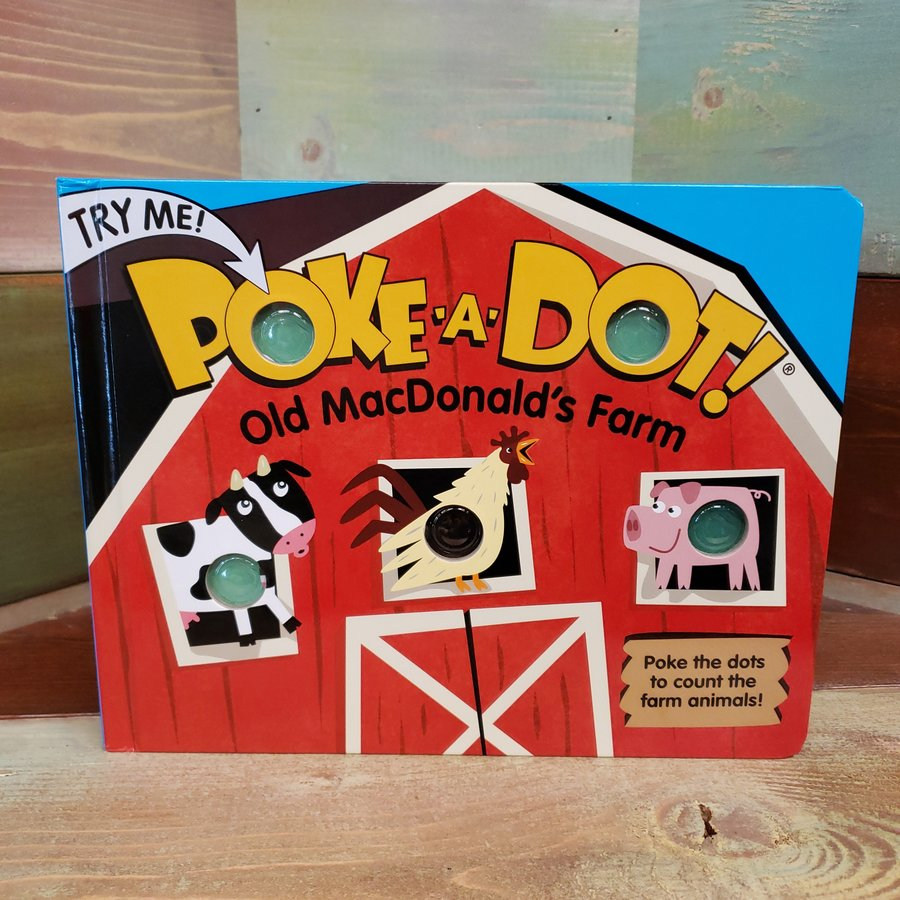 Poke-A-Dot! Old Macdonald's
