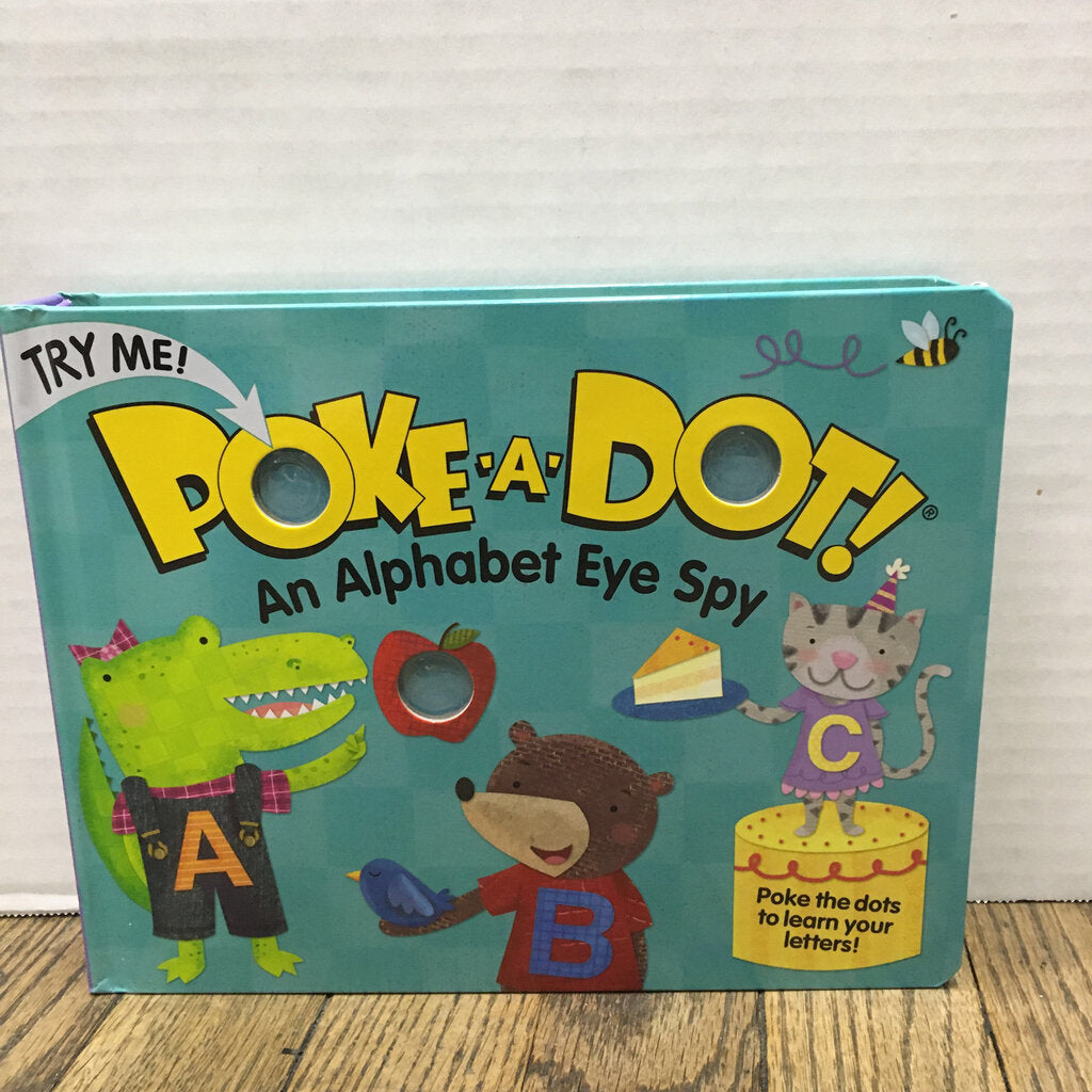 Poke a Dot~Alpha Eye Spy