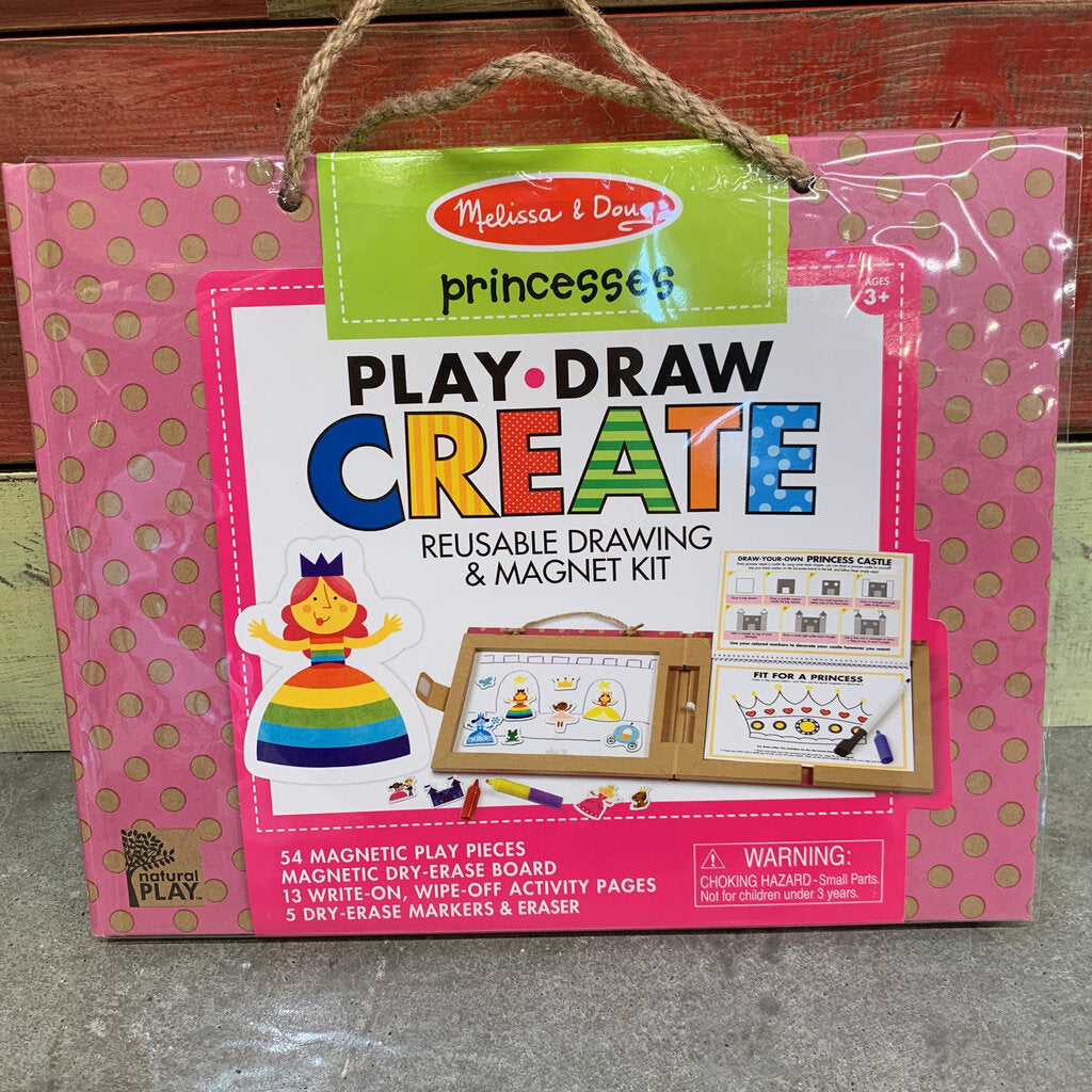 Play, Draw, Create~Princess
