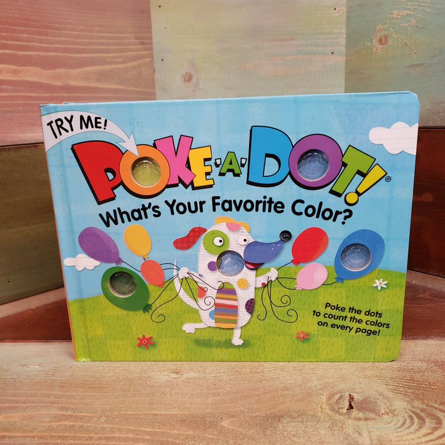 Poke-A-Dot~Favorite Color