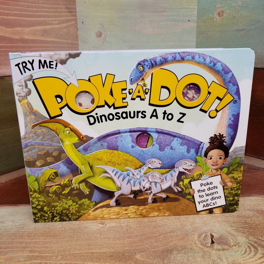 Poke-A-Dot~Dinosaurs A to Z