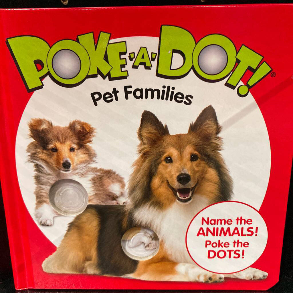 Poke a Dot~Pet Families