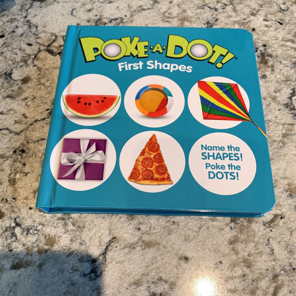 Poke a Dot First Shapes