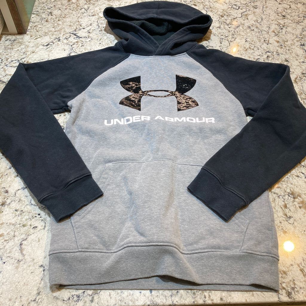 Under Armour * 10-12 gray