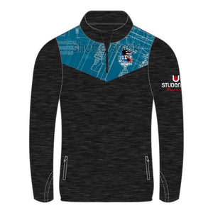 UL Wolves Custom 1/4 Zip Midlayer
