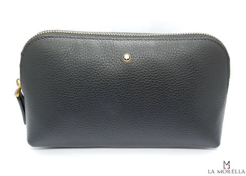 Astuccio Montblanc Meisterstück Soft Grain My Office nero 124124