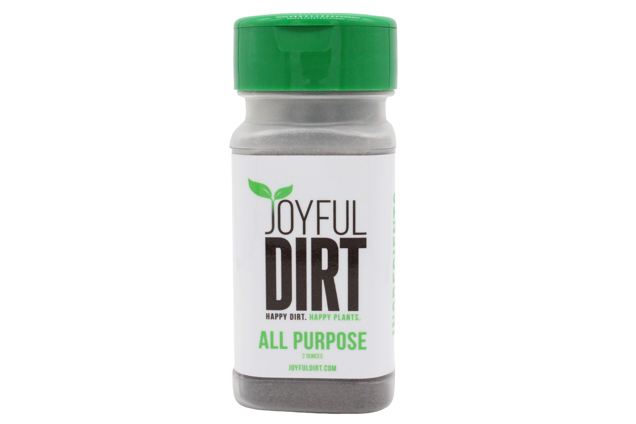 Organic All-Purpose Fertilizer & Plant Food - 2 oz. Shaker